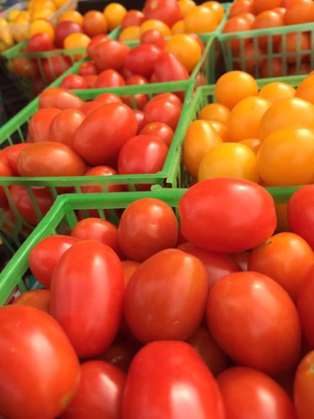 Cheat Lake Farmers Market Shopping List, Sept. 11,2017